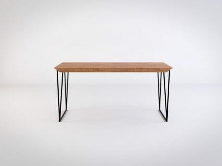 Elegancki stol z drewna litego do jadalni ARES find us on https://www.facebook.com/RaWoodpl/