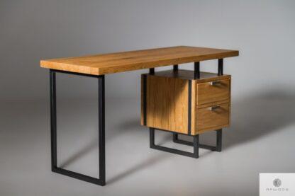 Oak wood desk to office law firm HUGON Furniture Manufacturer RaWood Premium Furniture