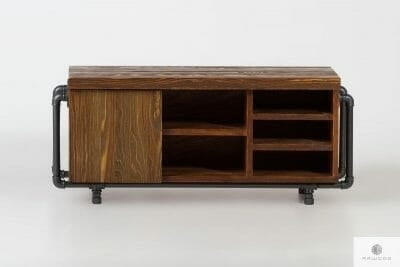 Shoe Cabinet DENAR find us on https://www.facebook.com/RaWoodpl/