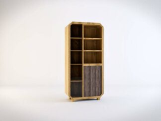 Bookcases Solid Wood Shelving Units