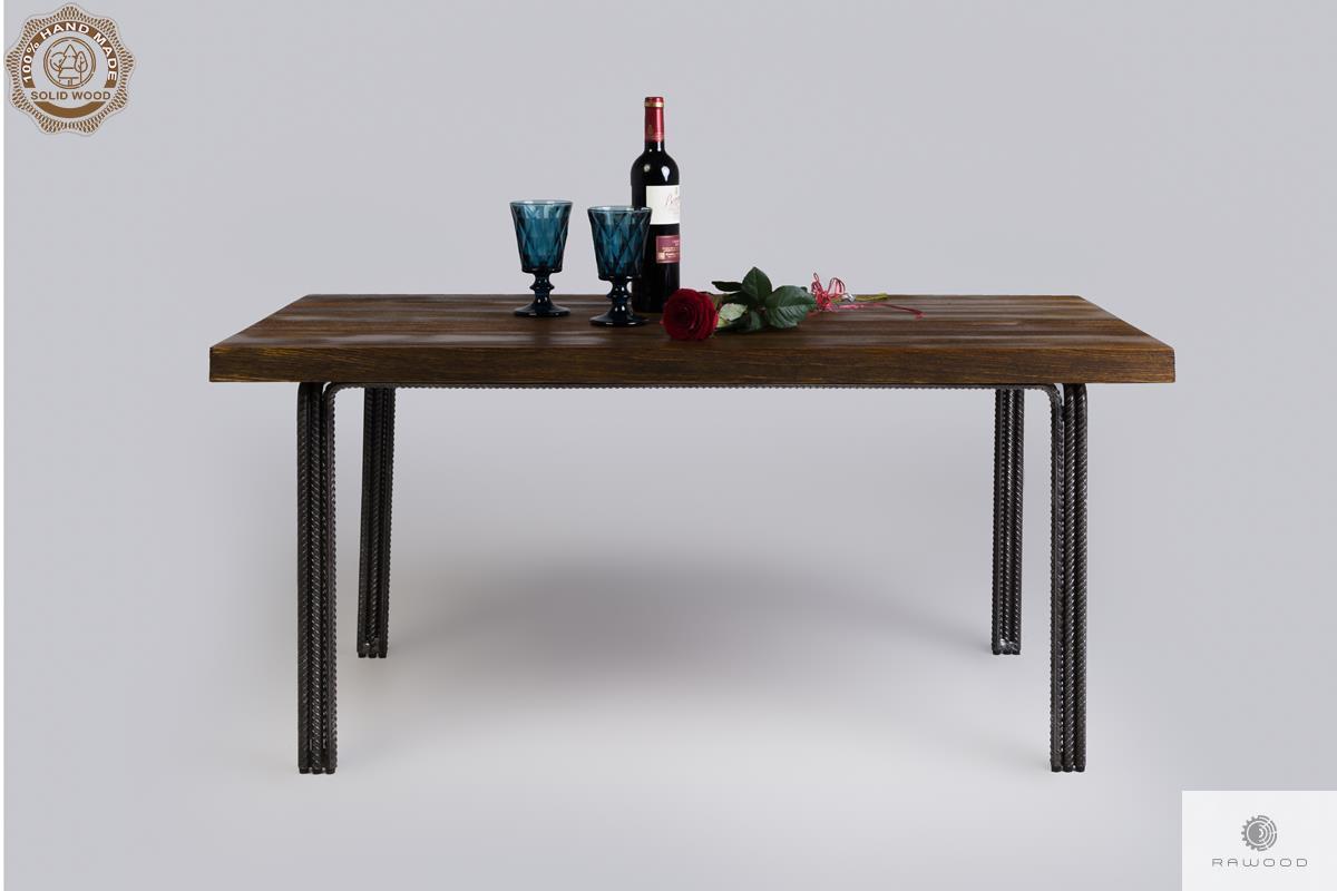 - Wooden Rustic Coffee Table Of Pine Wood To Living Room HEGEL