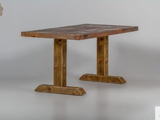 Wooden table of solid wood to dining room DREDD find us on https://www.facebook.com/RaWoodpl/
