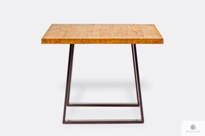 Table on metal legs SERSO