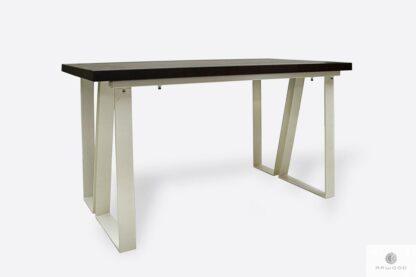 Dębowy stół nowoczesny na wymiar do jadalni ELEGANT