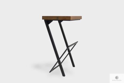 Wooden barstool to kitchen dining room HUGON