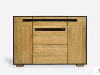 Modern wooden chest of drawers to living room LAGOS