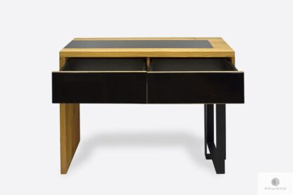 Modern console table with drawers to hallway MOCCA