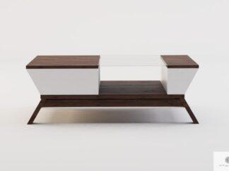 Nowoczesny stolik kawowy do salonu oryginalny DEVI