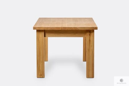 Oak solid table THOR