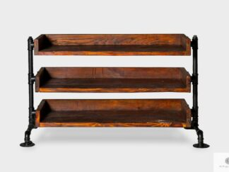 Shoe cabinet of wood to hallway DENAR