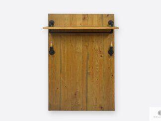 Wooden wall hanger to hallway DENAR