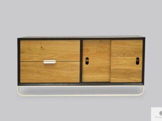 Wooden TV cabinet to living room DENIS