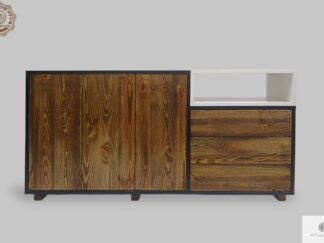 Designer chest of drawers in scandinavian style BERGEN I Furniture Manufacturer RaWood Premium Furniture