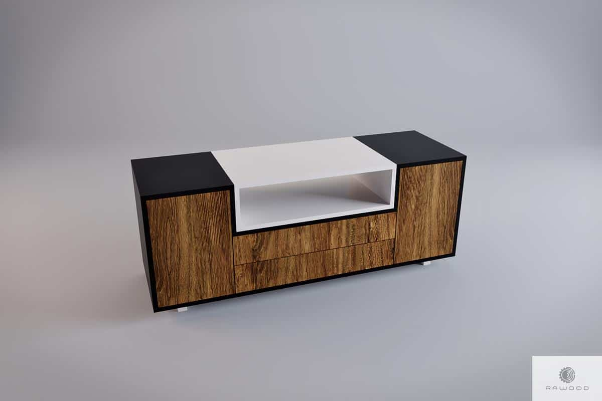 Wooden Modern Tv Cabinet To Living Room