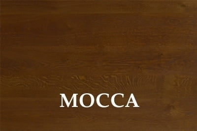Solid wood mocca
