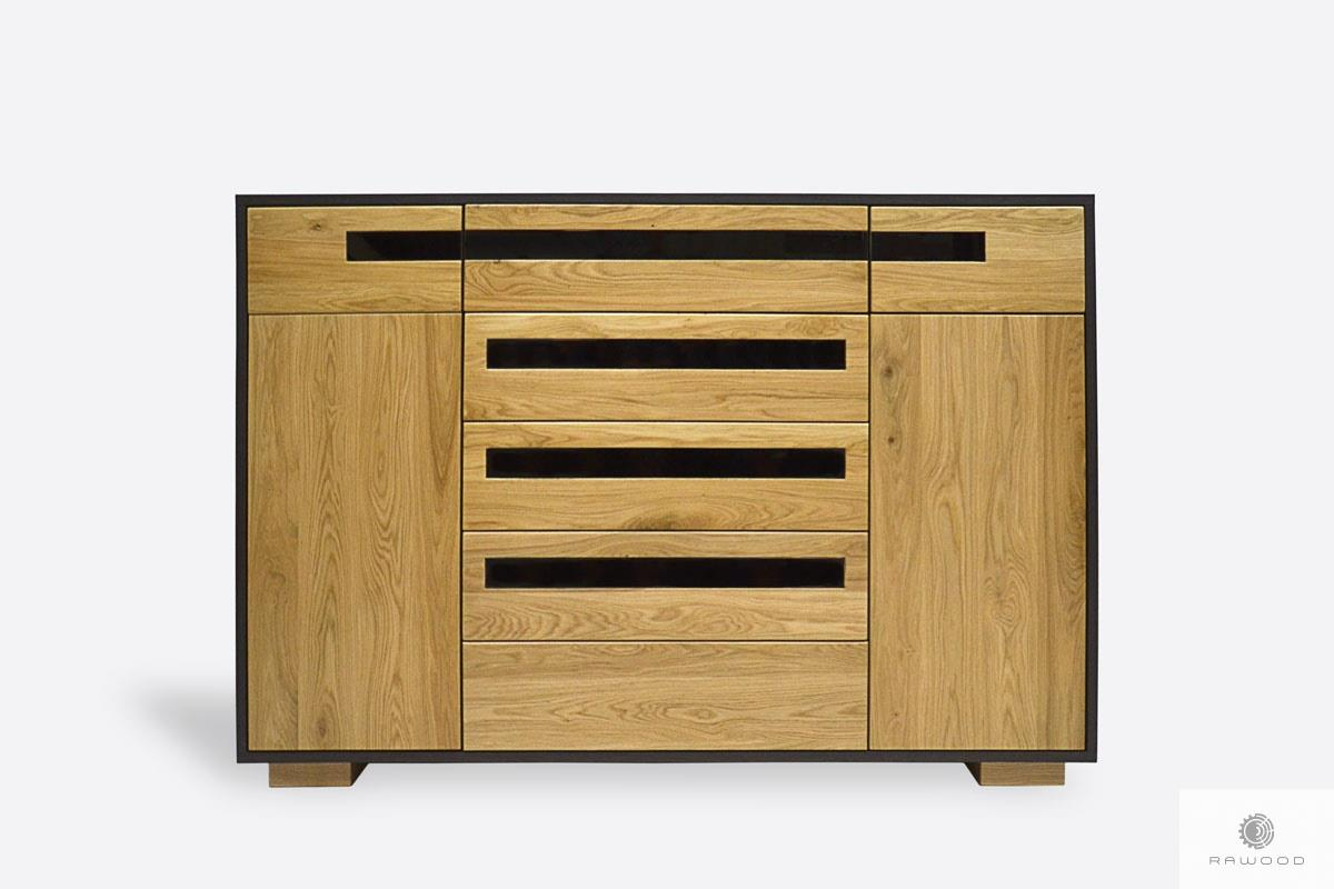 Wooden dresser with drawers to living room LAGOS I