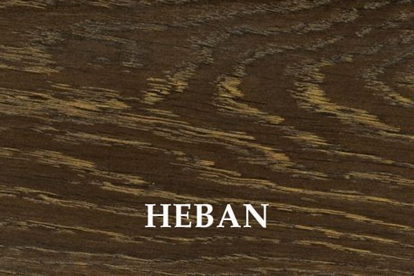 Oil Heban Furniture Manufacturer RaWood Premium Furniture