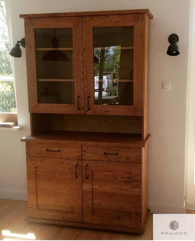 Stylish wooden sideboard to living room dining room MARINO