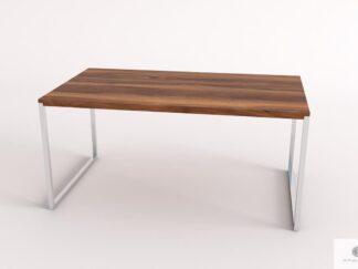 Elegant table of solid oak wood to dining room living room NESCA II Furniture Manufacturer RaWood Premium Furniture