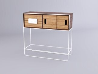 Side Tables Solid Wood End Tables