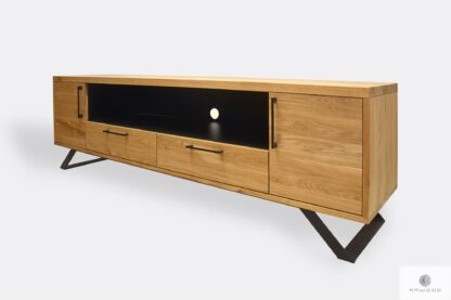 Industrial TV cabinet with drawers cabinets to living room JORGEN