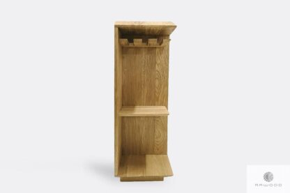 Liquor cabinet of oak wood to dining room CARMEN I