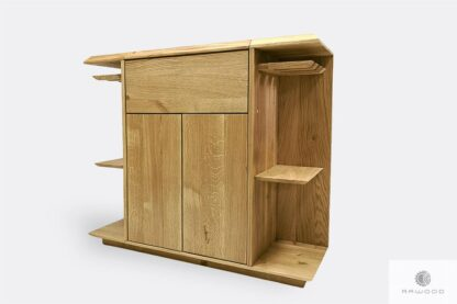 Design oak liquor cabinet to dining room CARMEN I
