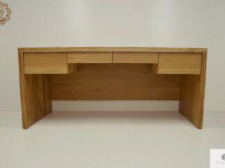 Biurko z debowego drewna litego do gabinetu biura Producent Mebli RaWood Premium Furniture