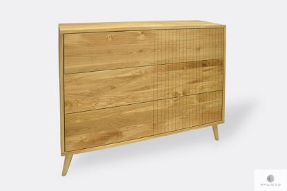 Stivolle sideboard of solid wood to living room NESS
